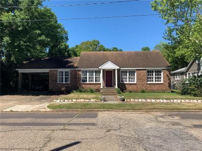 Mobile Single Family Home For Sale: 15 Georgia Avenue
