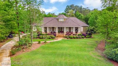 Baldwin County Single Family Home For Sale: 33433 Alder Circle