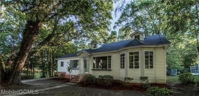 Chickasaw Single Family Home For Sale: 209 Lee Street