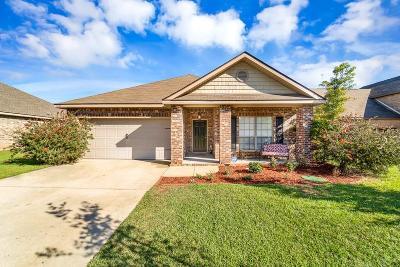 Mobile Single Family Home For Sale: 2216 Livingstone Court