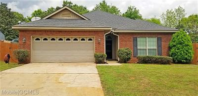 Semmes Single Family Home For Sale: 10110 Naomi Court
