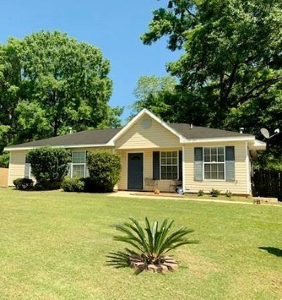 Mobile Single Family Home For Sale: 2935 Ironwood Drive