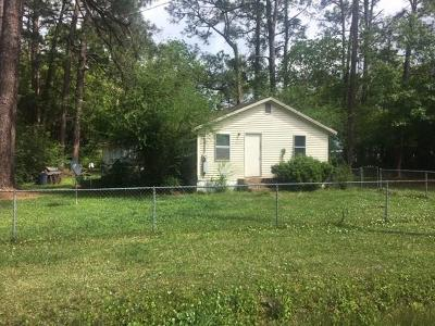 Coden Single Family Home For Sale: 14671 Bellingrath Road
