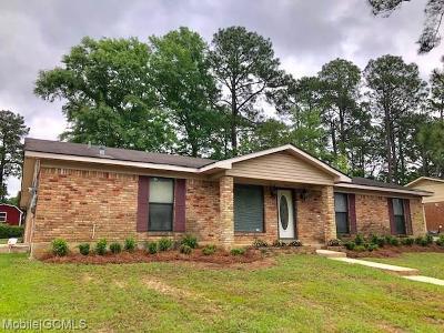 Mobile Single Family Home For Sale: 5616 Vista Bonita Drive N