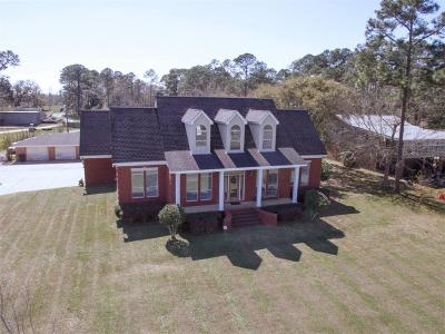 Mobile County Single Family Home For Sale: 4520 Smith Road
