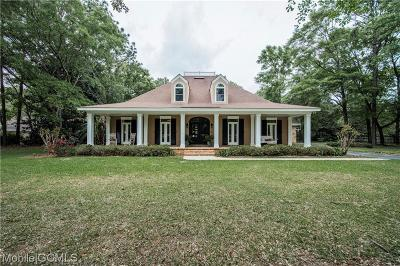 Mobile Single Family Home For Sale: 8760 Winford Way