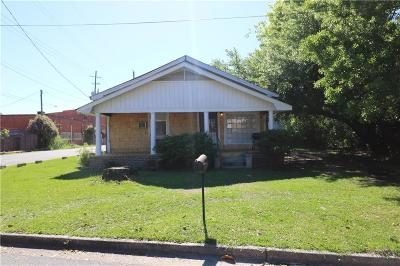 Mobile Single Family Home For Sale: 556 Tisdale Street