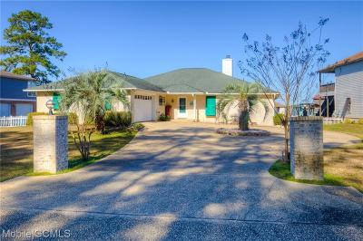 Baldwin County Single Family Home For Sale: 8385 Bay Harbor Road