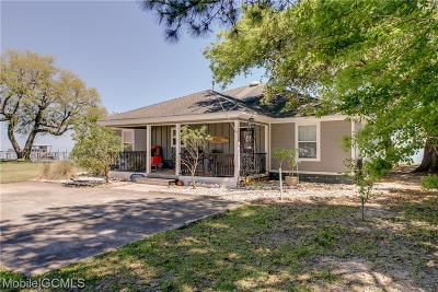 Theodore Single Family Home For Sale: 10525 Salt Aire Road E