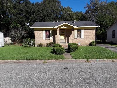 Mobile Single Family Home For Sale: 2114 Andrews Street