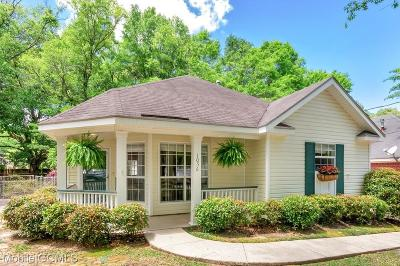 Mobile Single Family Home For Sale: 1056 Wesley Avenue