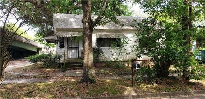 Chickasaw Single Family Home For Sale: 16 Southern Street