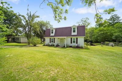 Theodore Single Family Home For Sale: 10966 Canal Drive