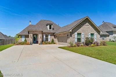 Baldwin County Single Family Home For Sale: 9665 Windmill Road