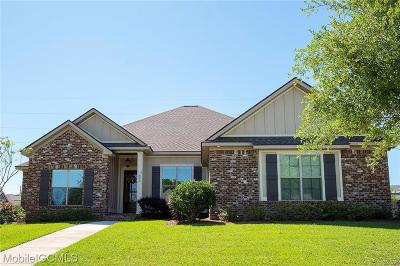 Baldwin County Single Family Home For Sale: 602 Regiment Street