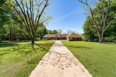 Baldwin County Single Family Home For Sale: 19353 County Road 9