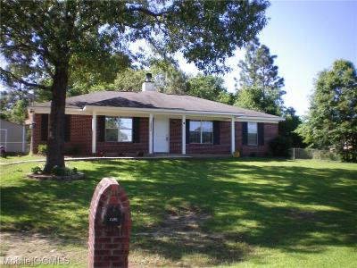 Axis Single Family Home For Sale: 1295 Timber Creek Drive S