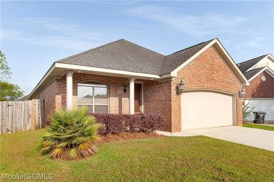 Saraland Single Family Home For Sale: 211 Sheena Circle