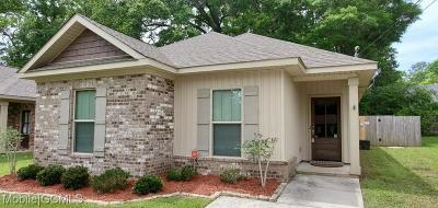 Mobile Single Family Home For Sale: 856 Linlen Avenue