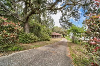 Baldwin County Single Family Home For Sale: 2115 Clubhouse Drive