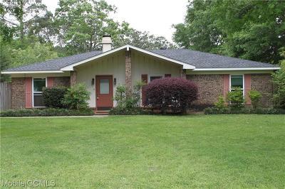 Semmes Single Family Home For Sale: 2330 Sky Vista Drive W