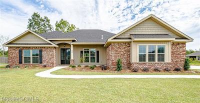 Theodore Single Family Home For Sale: 5727 Maxwell Drive E