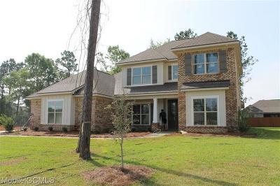 Baldwin County Single Family Home For Sale: 27633 Rhone Drive