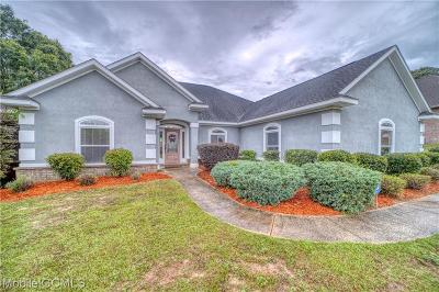 Mobile County Single Family Home For Sale: 7135 Pierson Drive