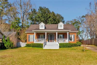 Mobile Single Family Home For Sale: 6204 Brandy Run Road N