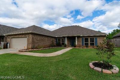 Semmes Single Family Home For Sale: 1354 Colleton Drive