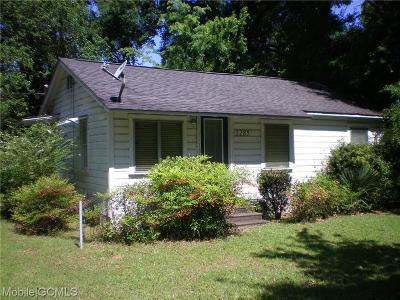 Satsuma Single Family Home For Sale: 5289 Old Highway 43