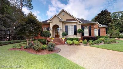 Mobile County Single Family Home For Sale: 6621 Red Maple Drive