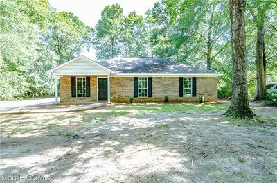 Satsuma Single Family Home For Sale: 161 Carl Avenue