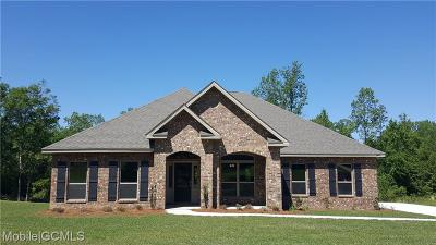 Semmes Single Family Home For Sale: 2410 Driftwood Loop W