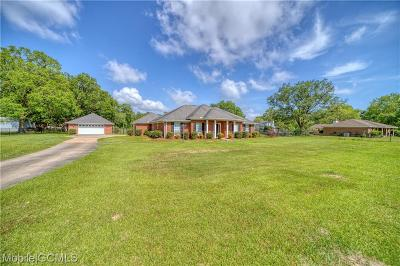 Grand Bay Single Family Home For Sale: 8841 Schoener Road