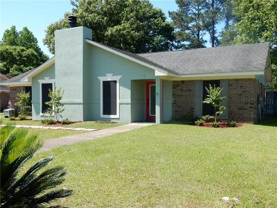Single Family Home For Sale: 9480 Burnt Pine Drive