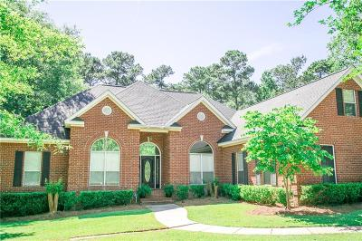 Baldwin County Single Family Home For Sale: 30309 Crepemyrtle Court