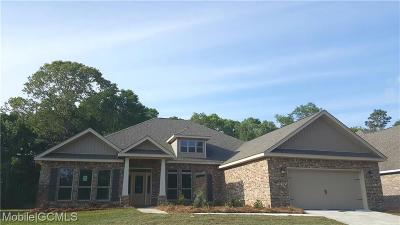 Semmes Single Family Home For Sale: 8292 Windmere Drive W