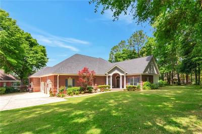 Mobile County Single Family Home For Sale: 3276 Benyard Drive