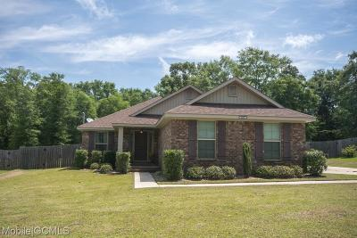 Grand Bay Single Family Home For Sale: 5285 Leann Drive