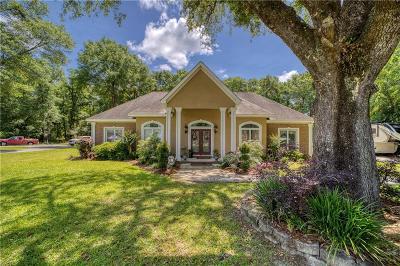 Satsuma Single Family Home For Sale: 5742 Hannah Court