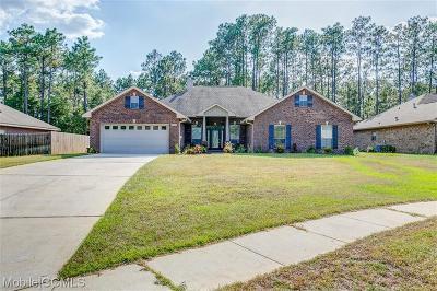 Semmes Single Family Home For Sale: 2995 Sasanqua Circle S