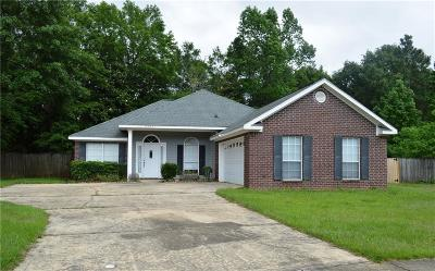 Single Family Home For Sale: 2205 Spring Grove Court