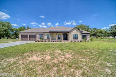 Mobile County Single Family Home For Sale: 6545 Summer Oaks Court