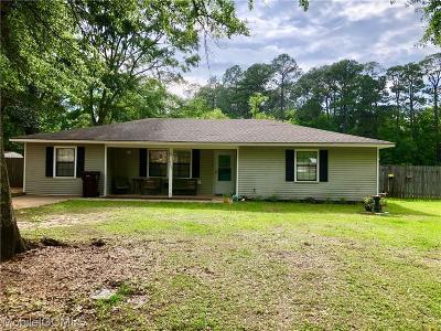 Satsuma Single Family Home For Sale: 5503 Park Street