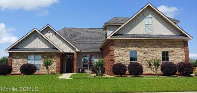 Semmes Single Family Home For Sale: 3937 Harmony Ridge Circle W
