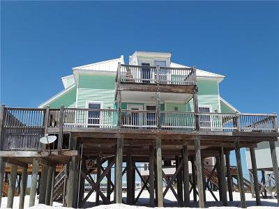 Dauphin Island Single Family Home For Sale: 102 Strand Court