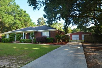 Mobile County Single Family Home For Sale: 7050 Country Oaks Court N