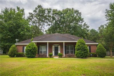 Wilmer Single Family Home For Sale: 9683 Eagle Ridge Drive #PVT