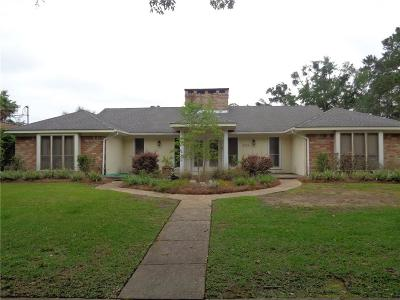Mobile Single Family Home For Sale: 3724 Claridge Road S